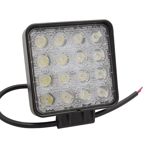 Led werklamp 48 watt emc for Led lampen 12v