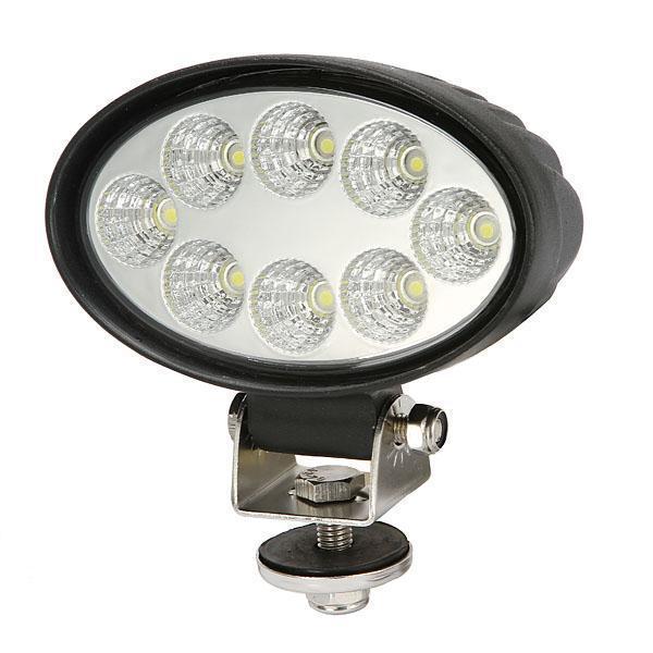 Werklamp 24w ovaal emc for Tractor verlichting