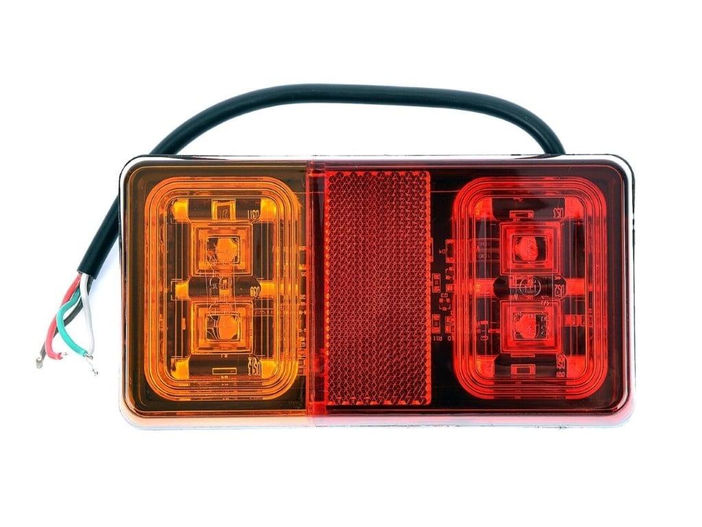 Led Lampen Aanhangwagen : Achterlichten u ledhandel
