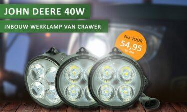 Slider koplampen John Deere