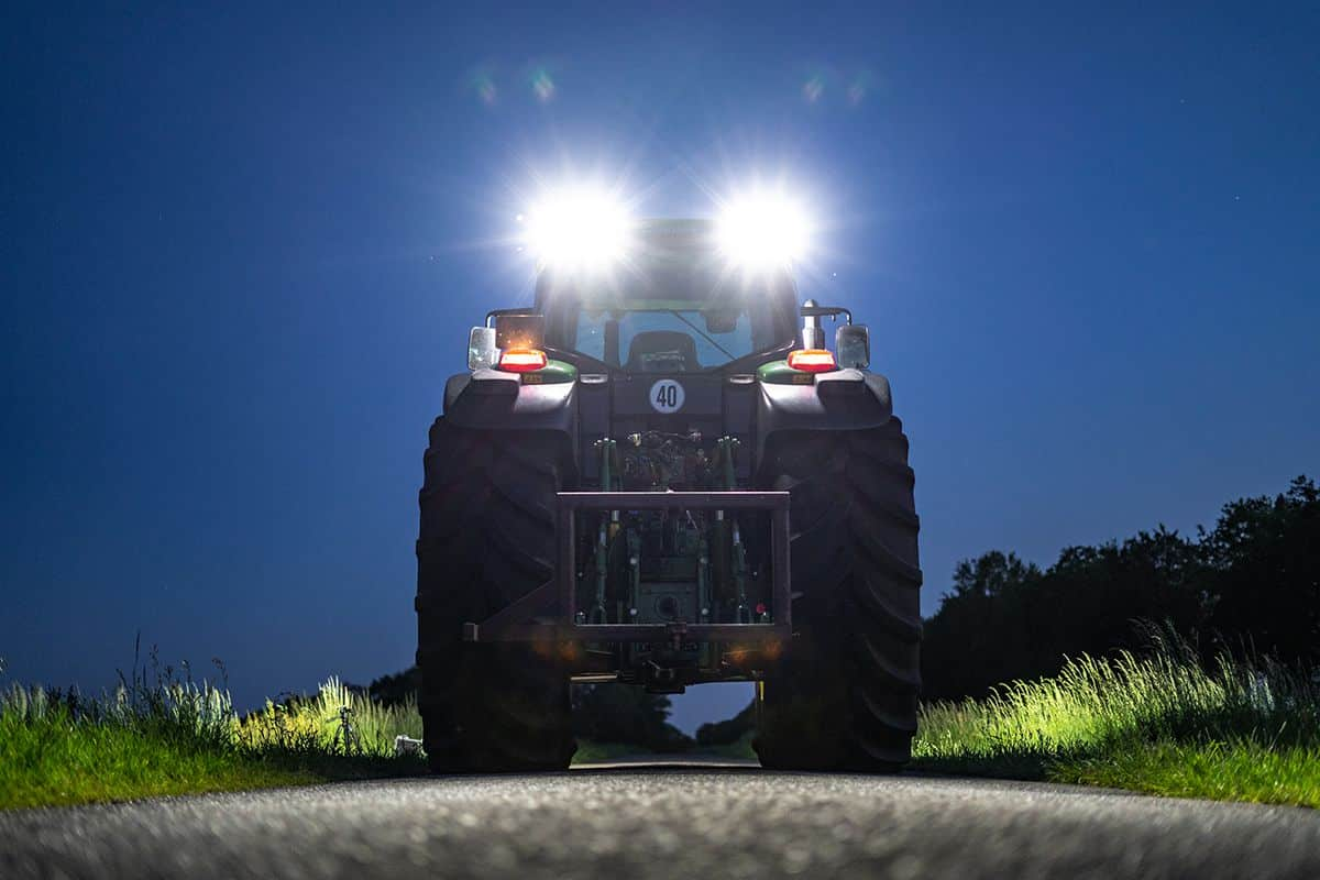 traktor-met-led-verlichting